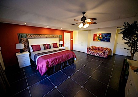 Amazonia Boutique Hotel Curacao