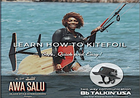 Book your 4 Day Kiteboarding Course Online!