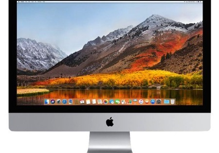 iMac 27 inch Slim-Line  Intel Quadcore i5 3,2 GHz - Turbo Boost 3.6 GHz
